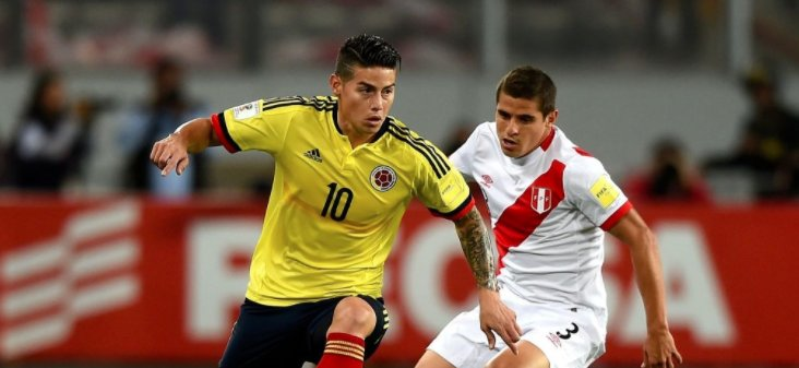 GOL | Gol de James Rodriguez.