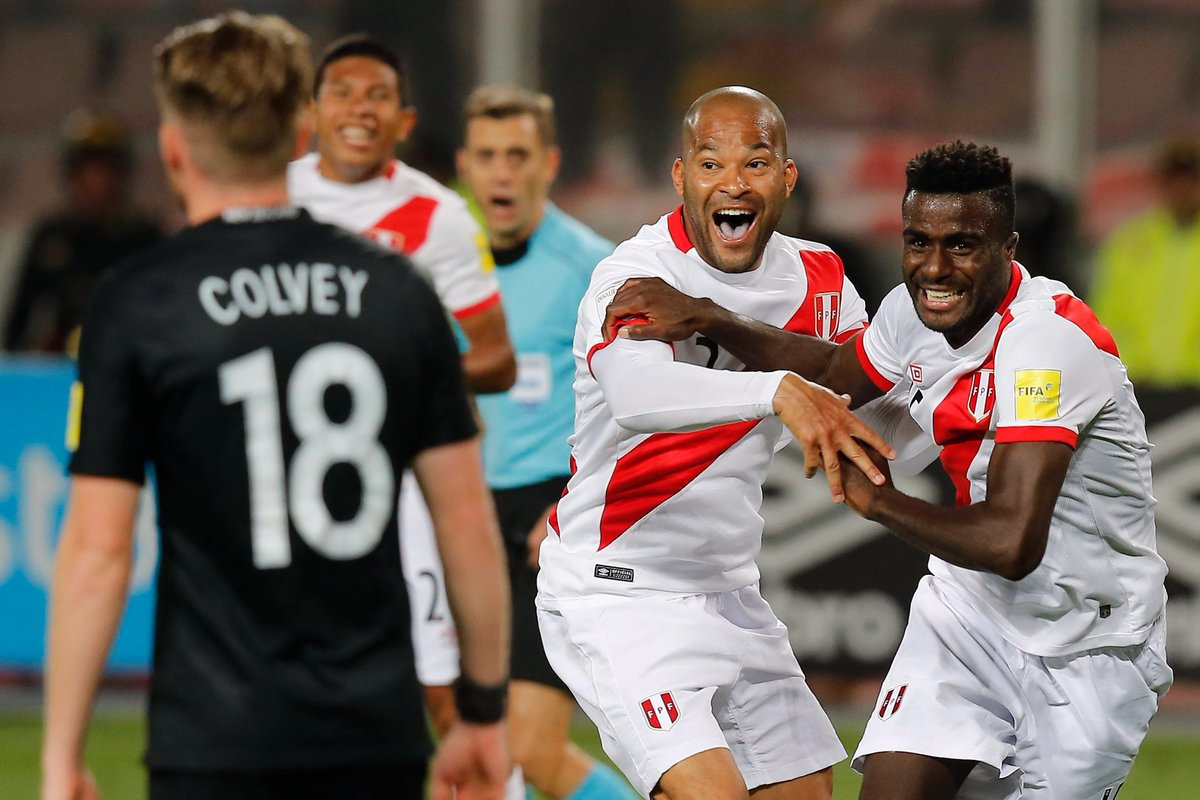 Después de 36 años Perú vuelve a un Mundial. ¡Rusia allá vamos!